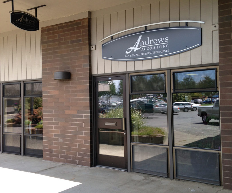 Andrews Tax Accounting's New Website!