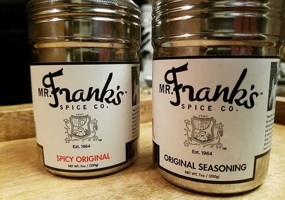 NEW Client Spotlight: Mr. Frank's Spice Co.