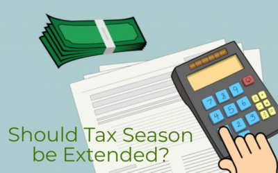 Should Tax Season be Extended?