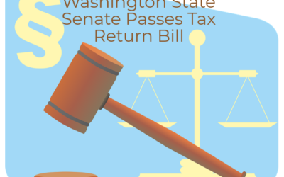 Washington State's Tax Return Legislation