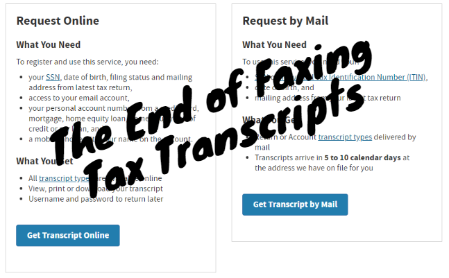 To Fax or Not to Fax