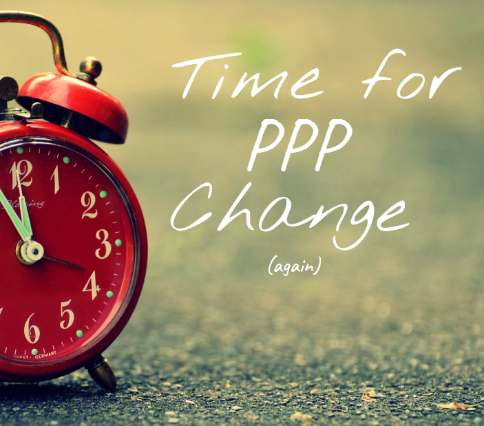 Future PPP Changes To Consider