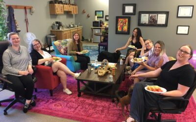 Our First Going Away Party, For Janna
