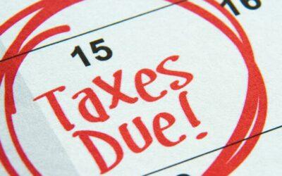 Later Tax Deadline Momentum Builds